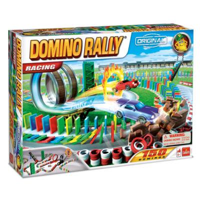 Domino Rally Racing Board Game