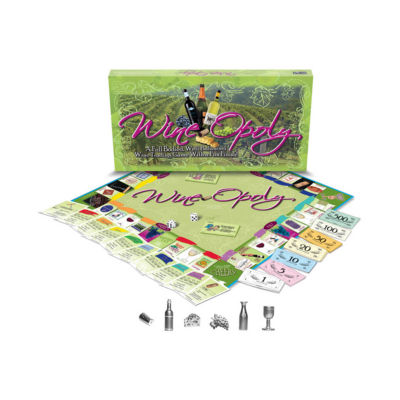 Late For The Sky Wine-opoly