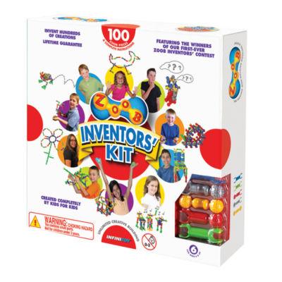 Infinitoy ZOOB Inventors Kit