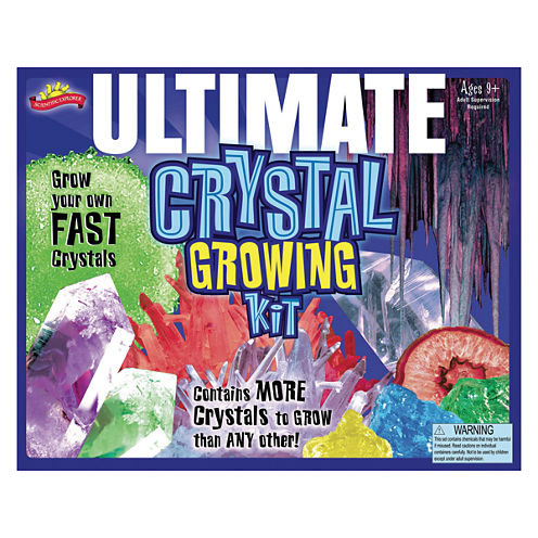 Scientific Explorer Scientific Explorer Ultimate Crystal Growing Kit