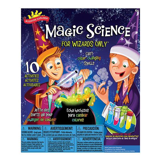 Scientific Explorer Magic Science Wizards