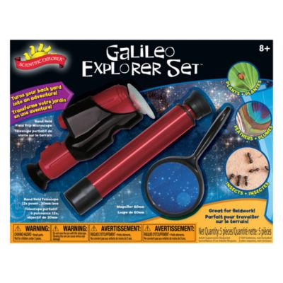 Scientific Explorer Galileo Explorer Kit™