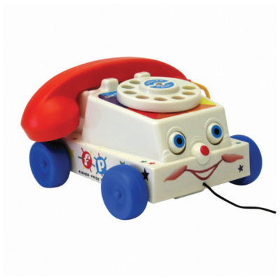 Basic Fun Fisher-Price Classics Chatter Telephone