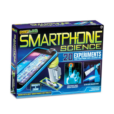 SmartLab Toys Smartphone Science Lab