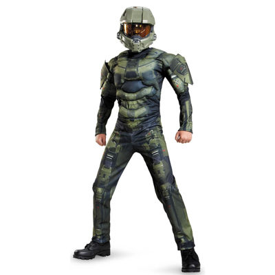 Halo: Master Chief Muscle Child Costume