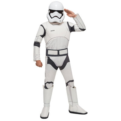 Star Wars: The Force Awakens - Boys Stormtrooper Deluxe Costume