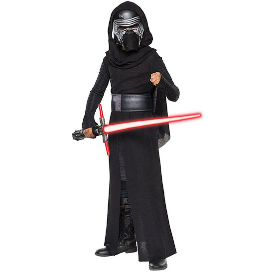 Star Wars: The Force Awakens - Boys Kylo Ren Deluxe Costume