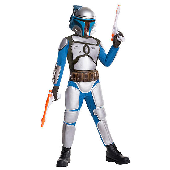 Star Wars Jango Fett Deluxe Child Costume