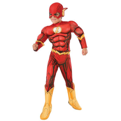 Deluxe The Flash Child Costume