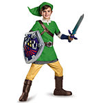 The Legend of Zelda: Boys Deluxe Link Costume