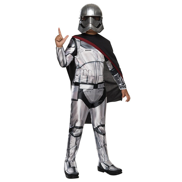 Star Wars:  The Force Awakens - Kids Captain Phasma Classic Costume