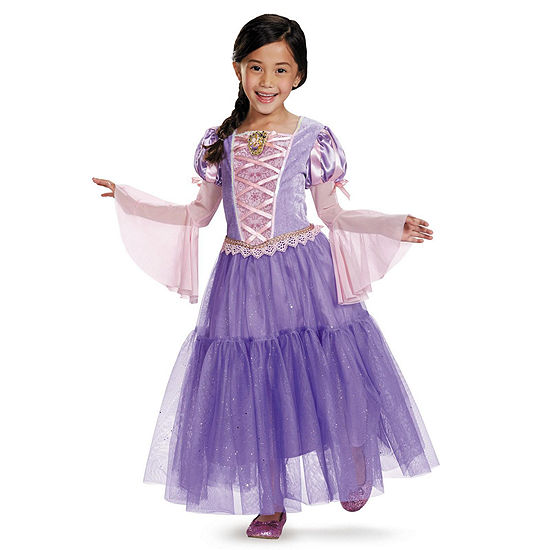 Tangled - Deluxe Rapunzel Toddler / Child Costume