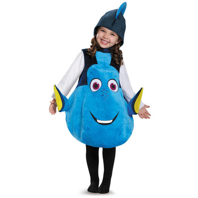Buyseasons Finding Dory 2-pc. Finding Dory Dress Up Costume Unisex