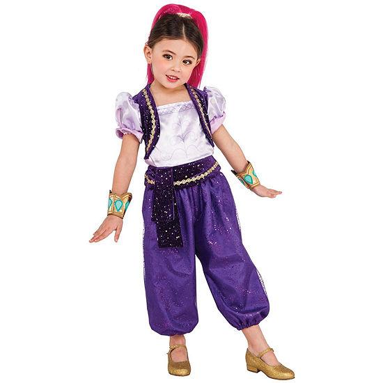 Shimmer & Shine: Shimmer Deluxe Child Costume - Small