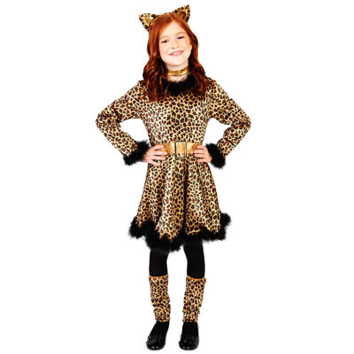 Leopard Dress Child Costume
