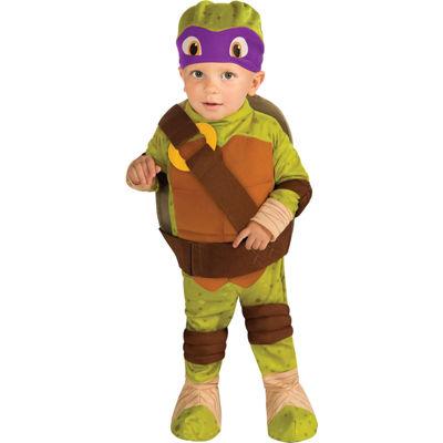 Teenage Mutant Ninja Turtle - Donatello Toddler Costume 2-4T