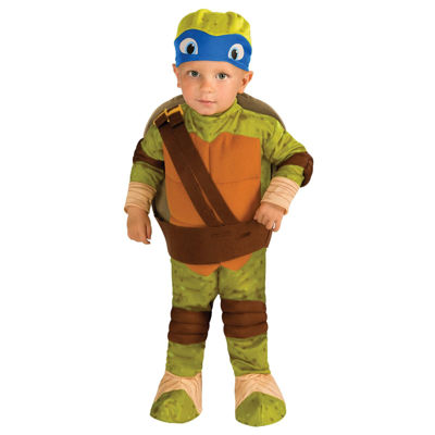 Teenage Mutant Ninja Turtle - Leonardo Toddler Costume 2-4T