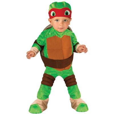 Teenage Mutant Ninja Turtle - Raphael Toddler Costume - 2-4T