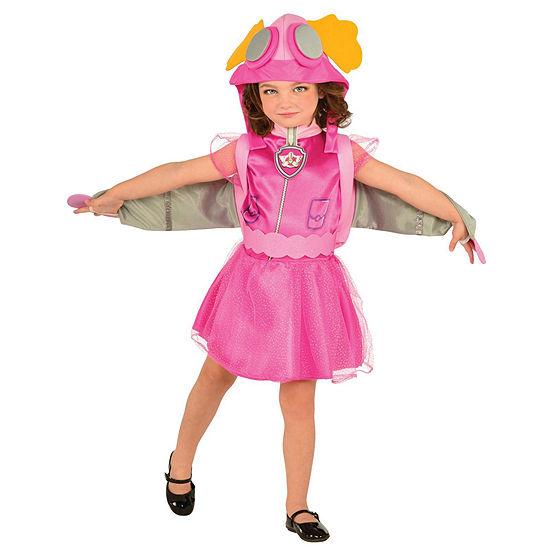 Paw Patrol - Skye Toddler/Child Costume - 3T-4T