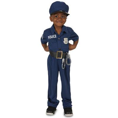 Police Officer Toddler Costume 2-4T
