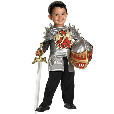 Knight of the Dragon Toddler Costume