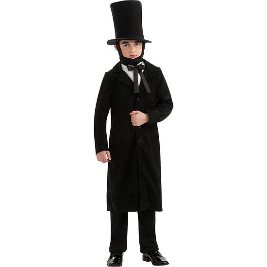 Abraham Lincoln Child Costume Boys Costume