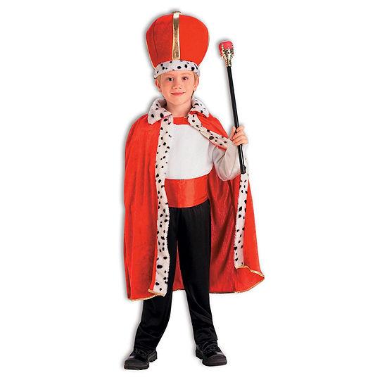 King Child Costume Kit Boys Costume