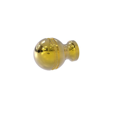 Allied Brass 1 IN Beaded Cabinet Knob