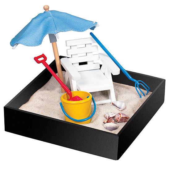 Be Good Company Executive Mini Sandbox - Beach Break