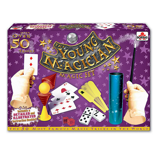 Educa The Young Magician 50 Tricks Magic Set
