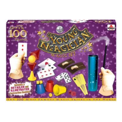 Educa The Young Magician 100 Tricks Magic Set
