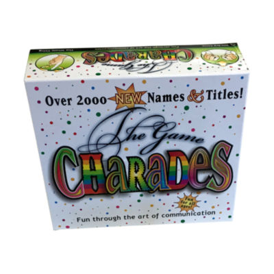 John N. Hansen Co. Charades - The Game