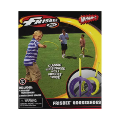 Wham-O Frisbee Horseshoes Set