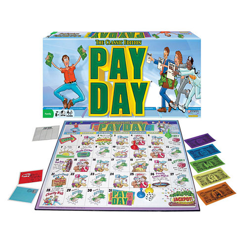 Winning Moves Pay Day Game