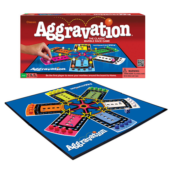 Winning Moves Classic Aggravation