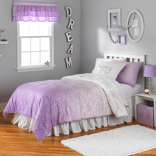 Frank And Lulu Starla Embellished Comforter Set