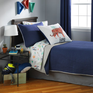 jcpenney.com   Frank and Lulu Color Splash Quilt & Accessories