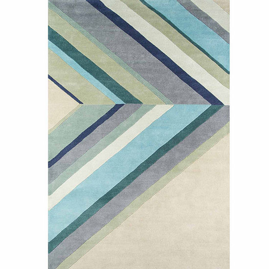 Novogratz By Momeni Ultralight Hand Tufted Rectangular Indoor Rugs
