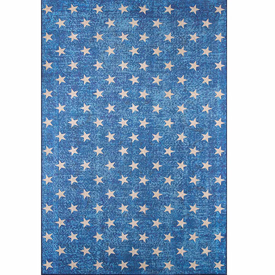 Novogratz By Momeni Stars Rectangular Indoor Rugs