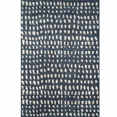 Novogratz By Momeni Boho Dots Hand Tufted Rectangular Rugs