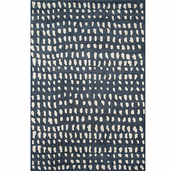 Novogratz By Momeni Boho Dots Hand Tufted Rectangular Indoor Rugs