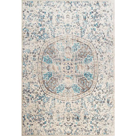 Nuloom Celina Floral Mandala Rug