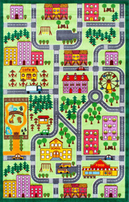 nuLoom City Neighborhood Rug