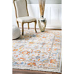 nuLoom Faded Transitional Rug