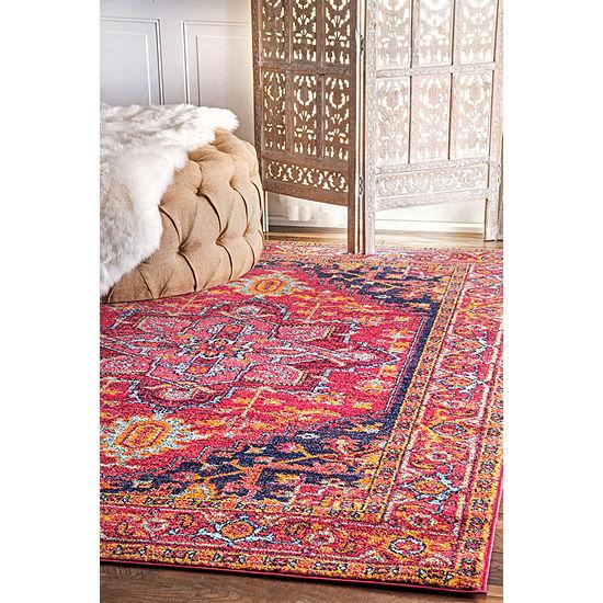 nuLoom Fancy Persian Vonda Rug