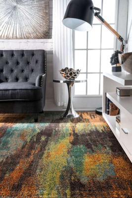 nuLoom Norene Abstract Rug