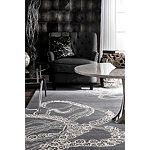 nuLoom Hand Tufted Octopus Tail Rug