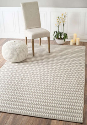 nuLoom Outdoor Striped Yasmin Rug