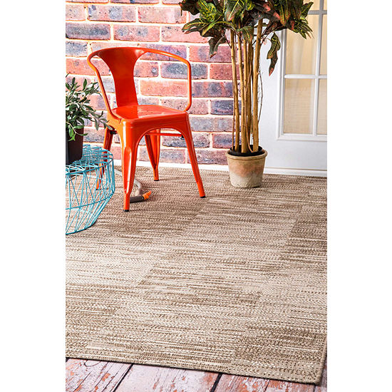 nuLoom Shirlene Stripes Outdoor Rug