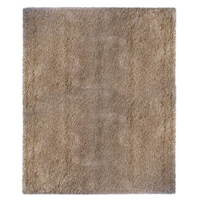 Avenue 33 Ultimate Tile Shag Solid Rug